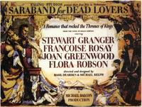 Saraband for Dead Lovers - 11 x 17 Movie Poster - Style A