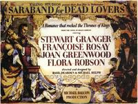 Saraband for Dead Lovers - 27 x 40 Movie Poster - Style A