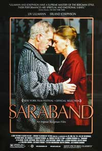Saraband - 27 x 40 Movie Poster - Style A