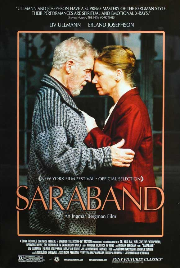 Saraband Movie Posters From Movie Poster Shop