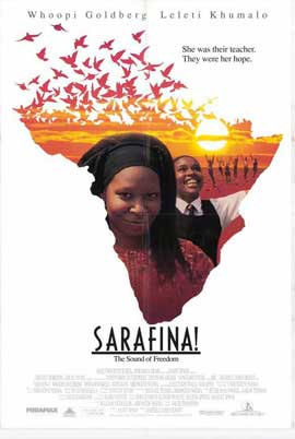 Sarafina! - 11 x 17 Movie Poster - Style B