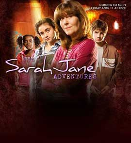 The Sarah Jane Adventures - 11 x 14 TV Poster - UK Style A
