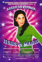 Sarah Silverman: Jesus is Magic - 11 x 17 Movie Poster - Style A