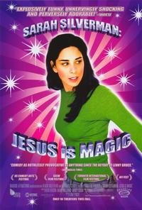 Sarah Silverman: Jesus is Magic - 27 x 40 Movie Poster - Style A