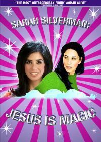 Sarah Silverman: Jesus is Magic - 11 x 17 Movie Poster - Style B