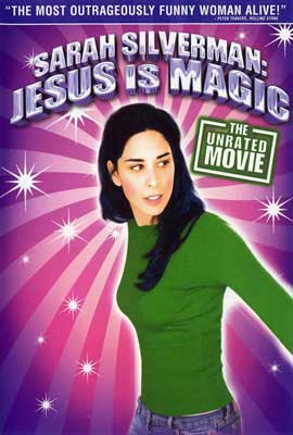 Sarah Silverman: Jesus is Magic - 27 x 40 Movie Poster - Style C