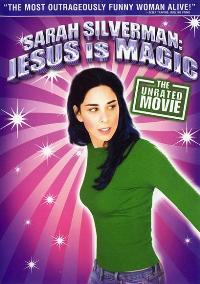 Sarah Silverman: Jesus is Magic - 11 x 17 Movie Poster - Style C