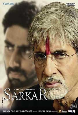 Sarkar - 27 x 40 Movie Poster - Style B