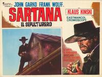 Sartana the Gravedigger - 22 x 28 Movie Poster - Half Sheet Style A