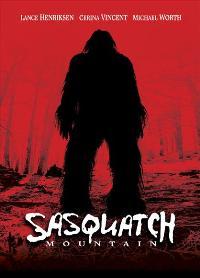 Sasquatch Mountain - 27 x 40 Movie Poster - Style A