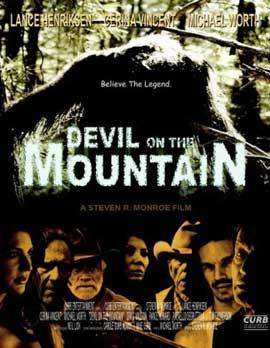 Sasquatch Mountain - 11 x 17 Movie Poster - Style B
