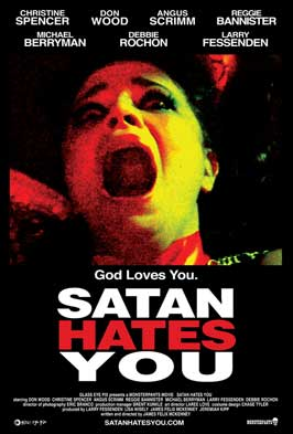 Satan Hates You - 27 x 40 Movie Poster - Style A