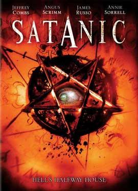 Satanic - 11 x 17 Movie Poster - Style A