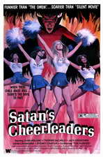 Satan's Cheerleaders - 11 x 17 Movie Poster - Style A