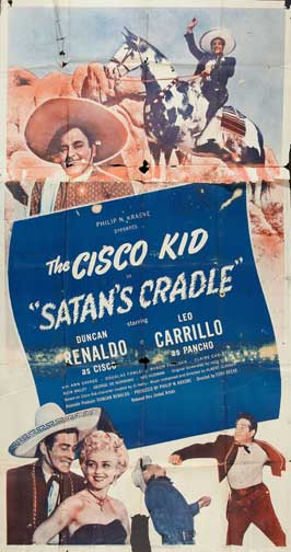 Satan's Cradle - 20 x 40 Movie Poster - Style A