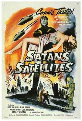 Satan's Satellites - 27 x 40 Movie Poster - Style A