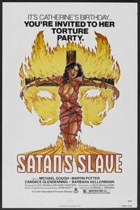 Satan's Slave - 11 x 17 Movie Poster - Style B