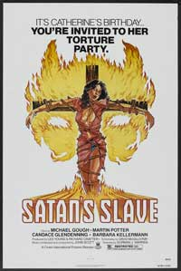 Satan's Slave - 27 x 40 Movie Poster - Style B