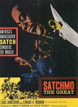 Satchmo the Great - 11 x 17 Movie Poster - Style B