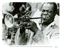 Satchmo the Great - 8 x 10 B&W Photo #3