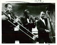 Satchmo the Great - 8 x 10 B&W Photo #4