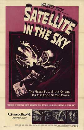 Satellite in the Sky - 11 x 17 Movie Poster - Style A