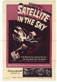 Satellite in the Sky - 27 x 40 Movie Poster - Style A