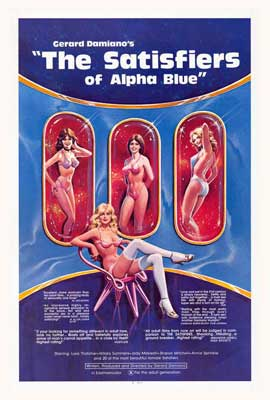 Satisfiers of Alpha Blue - 27 x 40 Movie Poster - Style A