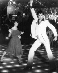 Saturday Night Fever - 8 x 10 B&W Photo #2