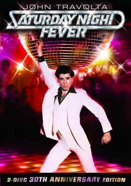 Saturday Night Fever - 11 x 17 Movie Poster - Style E