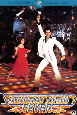 Saturday Night Fever - 27 x 40 Movie Poster - Style F