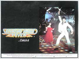 Saturday Night Fever - 11 x 17 Movie Poster - Style G