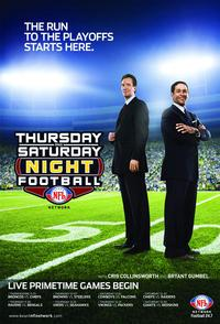 Saturday Night Football (TV) - 11 x 17 TV Poster - Style A