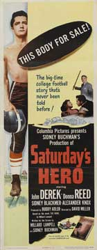 Saturday's Hero - 14 x 36 Movie Poster - Insert Style A
