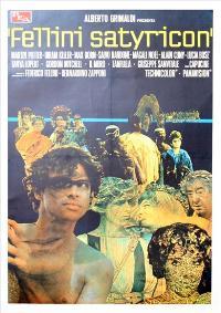 Satyricon - 27 x 40 Movie Poster - Italian Style A