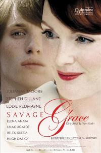 Savage Grace - 11 x 17 Movie Poster - Style B