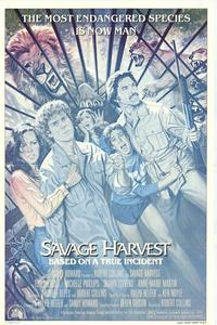 Savage Harvest - 27 x 40 Movie Poster - Style A