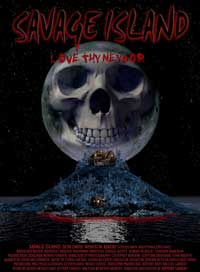 Savage Island - 27 x 40 Movie Poster - Style A