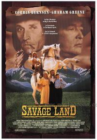 Savage Land - 27 x 40 Movie Poster - Style A