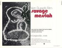 Savage Messiah - 11 x 14 Movie Poster - Style A