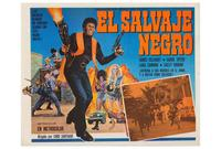 Savage! - 22 x 28 Movie Poster - Half Sheet Style A