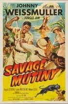 Savage Mutiny - 11 x 17 Movie Poster - Style B