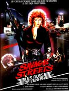 Savage Streets - 11 x 17 Movie Poster - French Style A