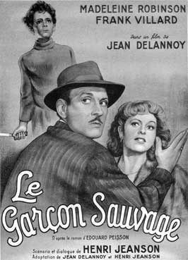 Savage Triangle - 11 x 17 Movie Poster - French Style A