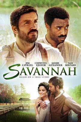 Savannah - 11 x 17 Movie Poster - Style A