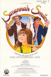 Savannah Smiles - 27 x 40 Movie Poster - Style B