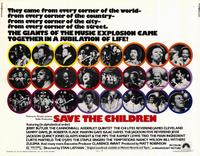 Save the Children - 11 x 14 Movie Poster - Style A