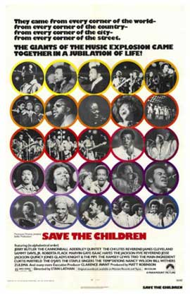 Save the Children - 27 x 40 Movie Poster - Style A