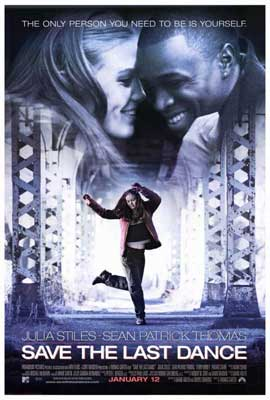 Save the Last Dance - 27 x 40 Movie Poster - Style A