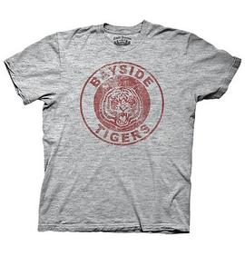 Saved by the Bell (TV) - Bayside Tigers T-Shirt